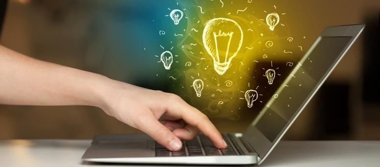 Le idee non nascono con un click